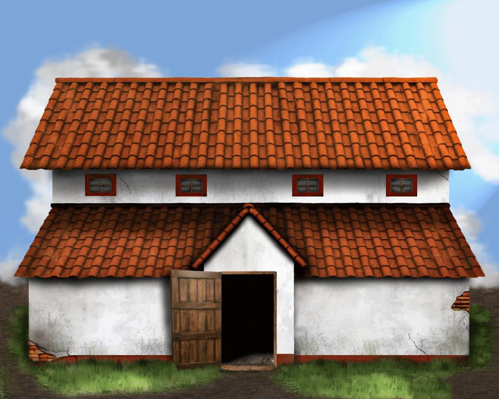 grange-herbe