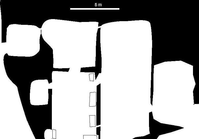 Morphologie des grottes de Châteauneuf